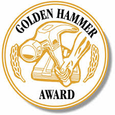 CN100B Golden Hammer 2019 Award